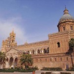 The impressive Palermo Cathedral