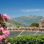 taormina's  greek-roman theater