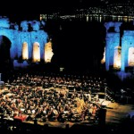 Performances in the ancient Greek theatre