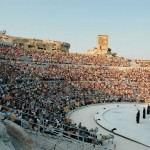 Performances in the ancient Greek theatres